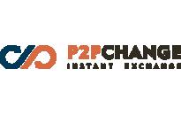 P2Pchange.is logo