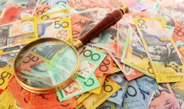 Australian dollar stable after sliding earlier today