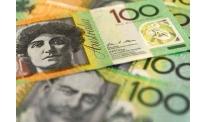 Decline of Australian dollar slower on Friday