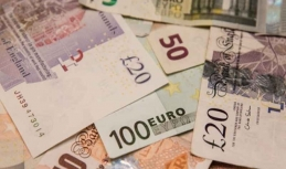 Euro getting stronger but long-run upward potential restrained