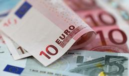 Euro steps back on January 17