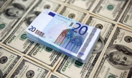 Euro to US dollar rate fluctuates near 1.14 handle
