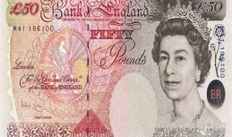 Sterling touches new bottom