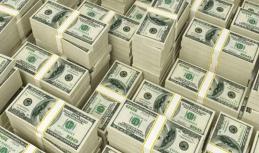US dollar breaks to peaks