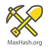 Maxhash logo