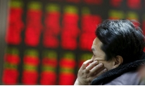 Asian stocks were unable to overcome the pessimistic investors' sentiments