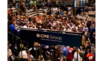 CME Group posts 950% hike in bitcoin futures trading