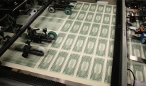 Dollar is under pressure after yesterday Trump's speech