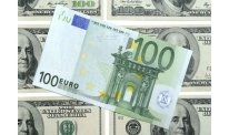 Euro down affected by market concerns