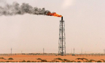 Growth of reserves for 7 consecutive months has reduced the oil prices