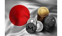 Interest in cryptocurrency falls in Japan