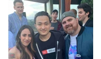 Justin Sun refuses to meet with Buffett, but comes to Tron party
