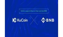 KuCoin announces Binance coin listing