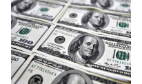 US dollar at daily peak on Wednesday amid higher inflation report