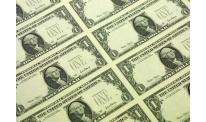US dollar down amid slacker state bonds