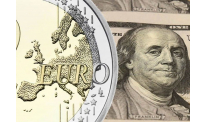 US dollar posts gains, Euro stable on recent hikes