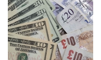 US dollar slightly rebounds in midweek, sterling stable after Brexit vote