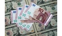 US dollar slightly softens early week
