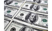 US inflation report pushes US dollar down