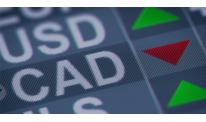 USD-CAD pair peaks over two weeks and half