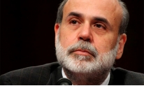 Was Ben Bernanke asked to go out?